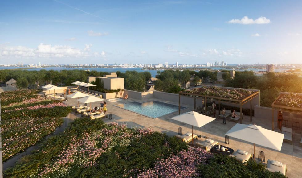 01 MiMo Condominiums at 6443 Biscayne Boulevard, Miami
