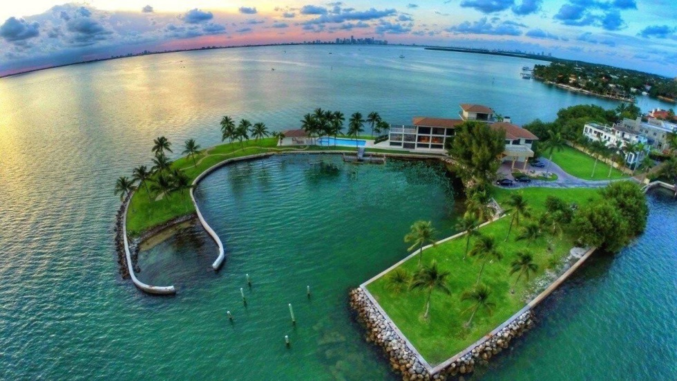 Mashta House in Key Biscayne Just Sold for $47 Million