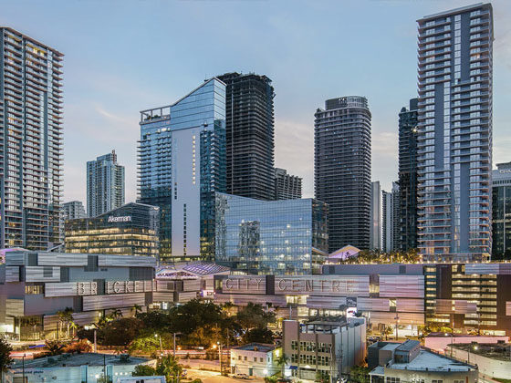 Brickell Homes and Condominiums For Sale