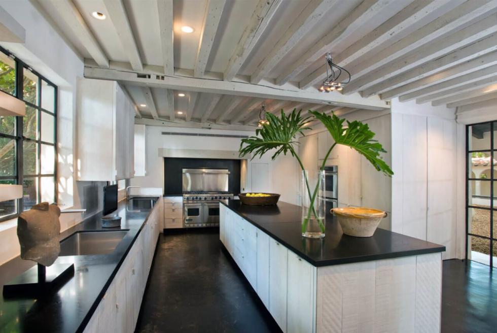 Calvin Klein's Miami Beach Home for Sale at 4452 N. Bay Road, Miami Beach, FL 33140