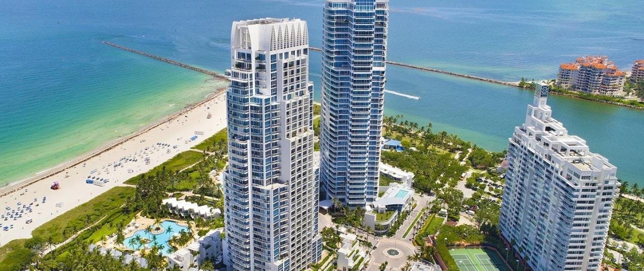 Continuum South Beach Luxury Condos For