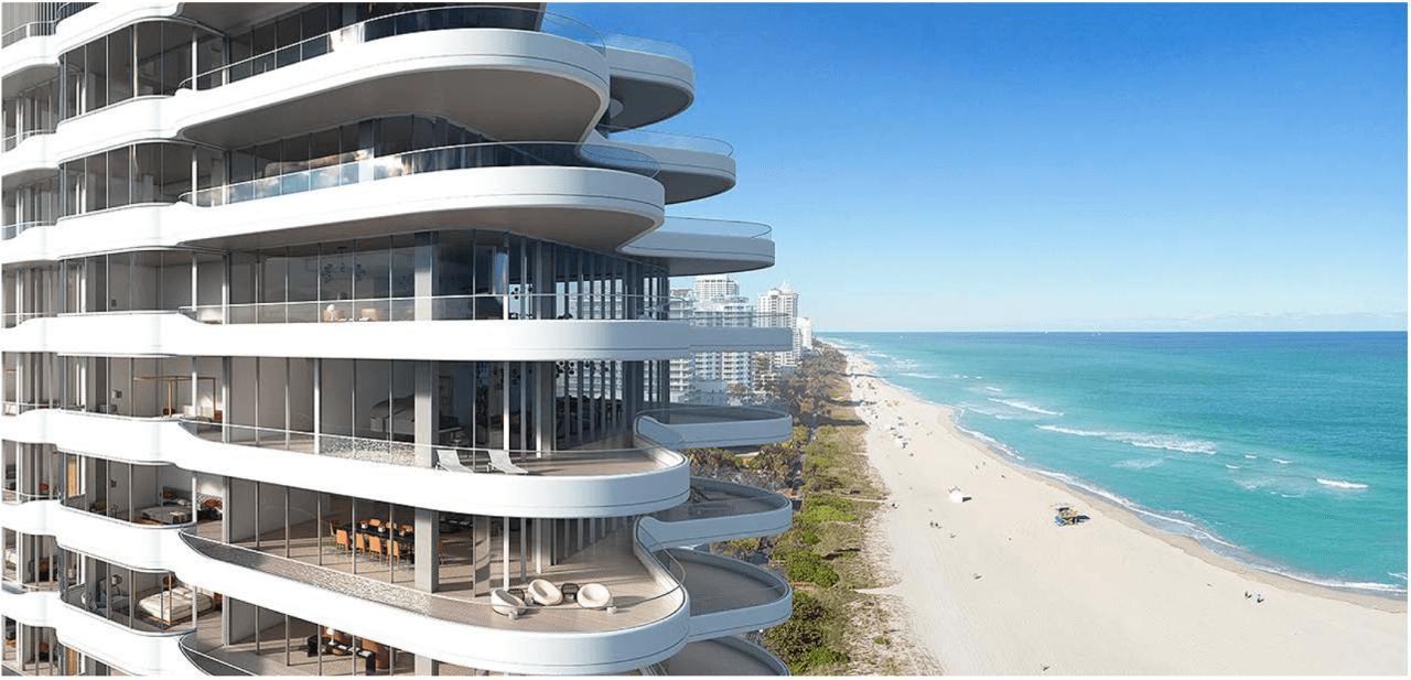 Faena Versailles Contemporary Luxury Condos Miami Beach