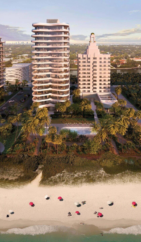 Faena Versailles Contemporary and Classic in Miami Beach