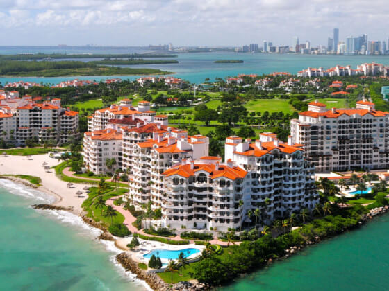 Fisher Island Condos & Homes For Sale