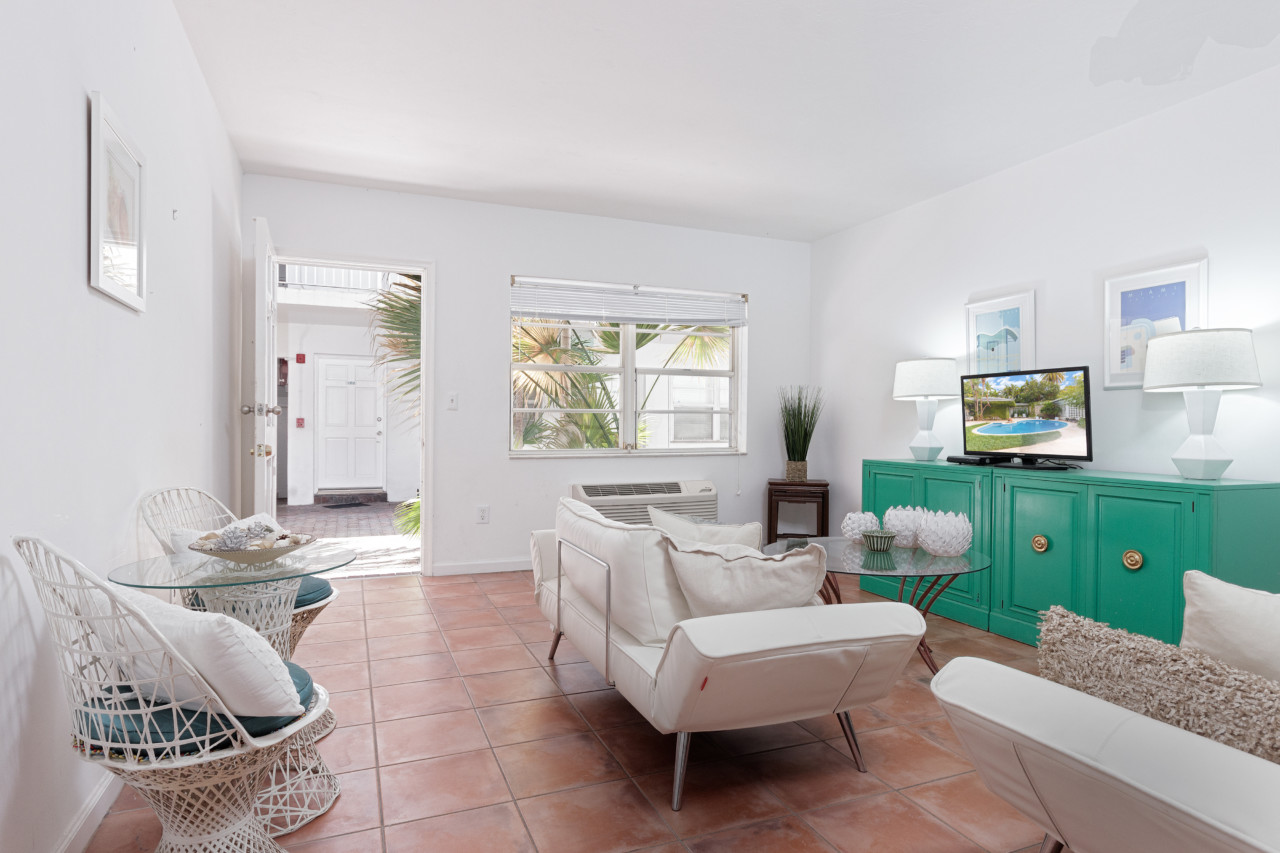 Centrally Located South Beach Condo For Sale at Meridian Court