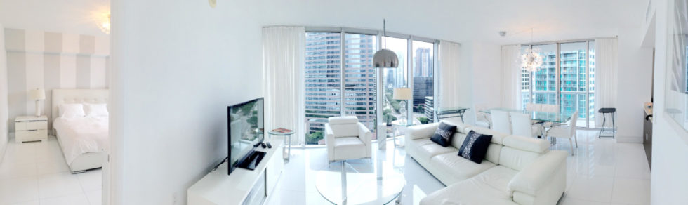 PRICE REDUCED! Icon Brickell Condo: 485 Brickell Ave #1908
