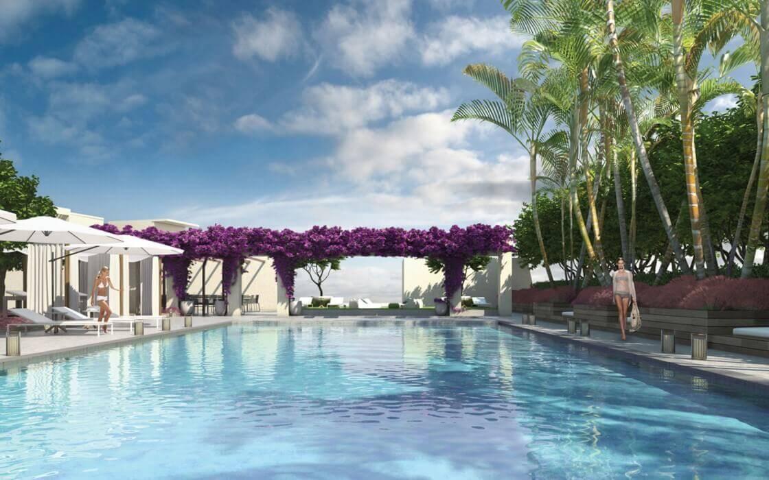 Marea Miami Beach Pool