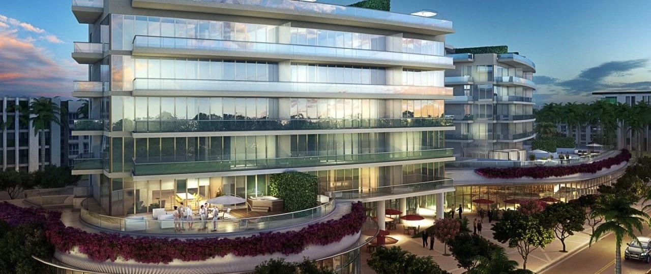 Marea South Beach Miami Luxury Residences