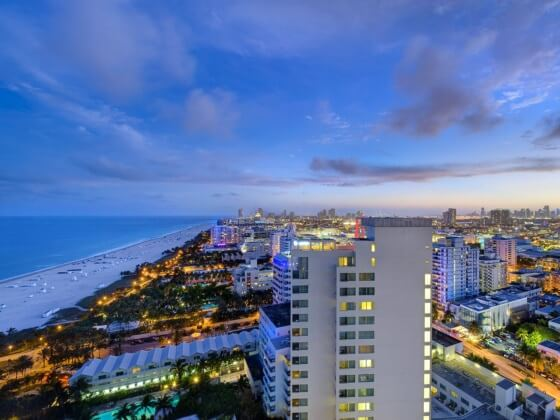 Miami Beach City Center Condos & Homes For Sale