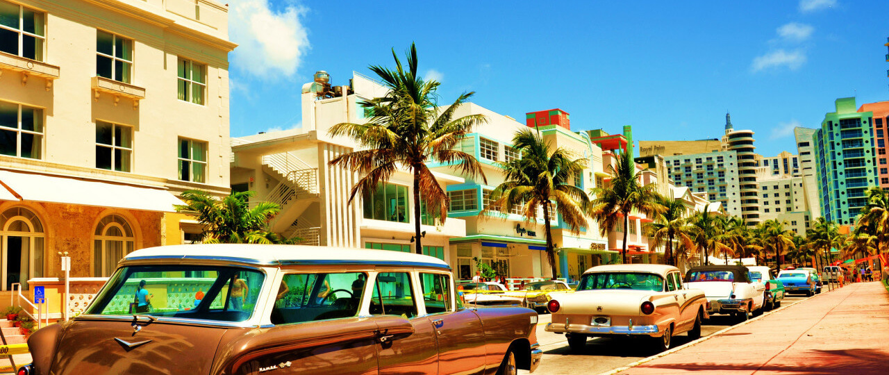 Rent Cars In Miami Beach