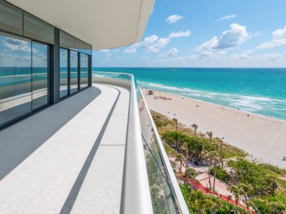 Ocean Front Miami Beach Condos & Homes For Sale