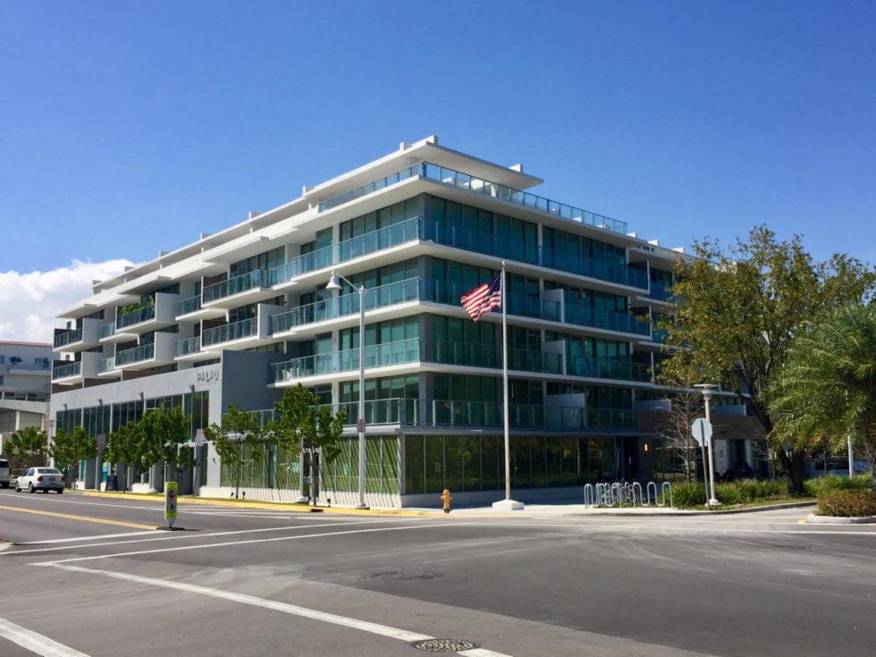 Palau Sunset Harbour Miami Beach Condos For Sale