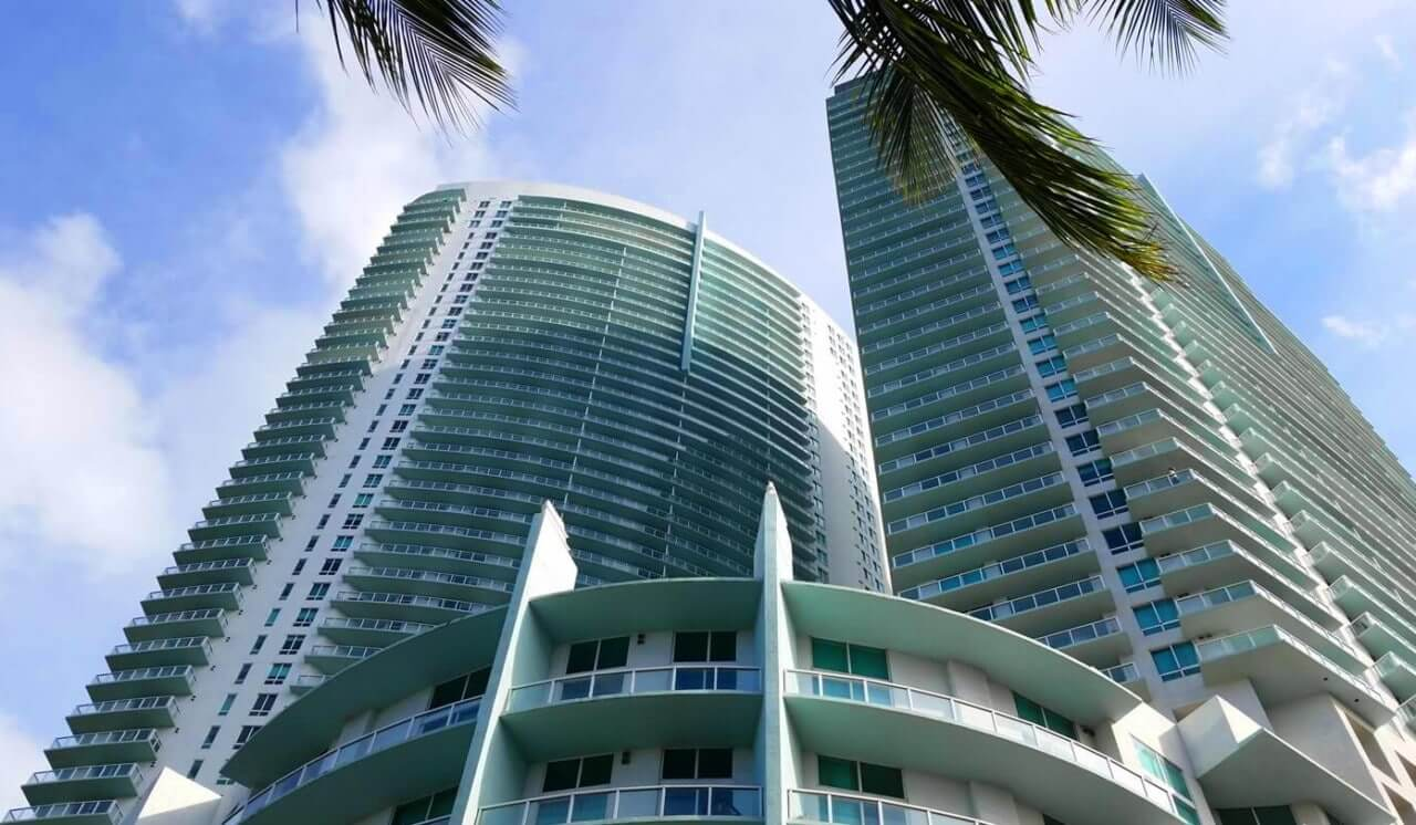 Quantum on the Bay Miami Illegal Condo Application Fee